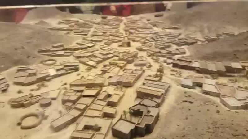 نموذج مصغر مكة المكرمة في العهد النبوي جناح ا 360P mp4