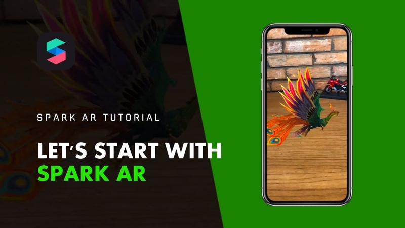 Spark AR Studio - Tutorial for beginners