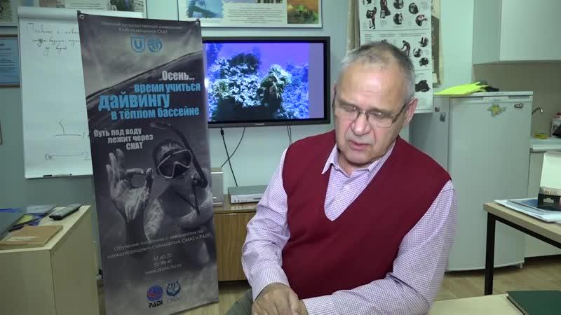 Президент-основатель клуба СКАТ Вадим Жданов. Архив SportUs.Pro 2015 год