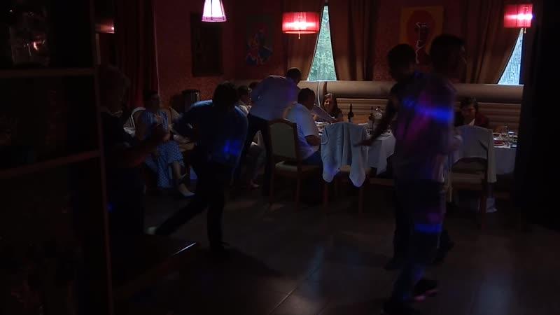 Дискотека на свадьбе у Алексея и Алёны. 12.07.19. Кострома. Ресторан Хэдлайнер