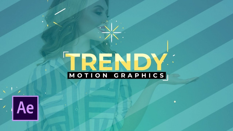 5 Trendy Typography Techniques in After Effects