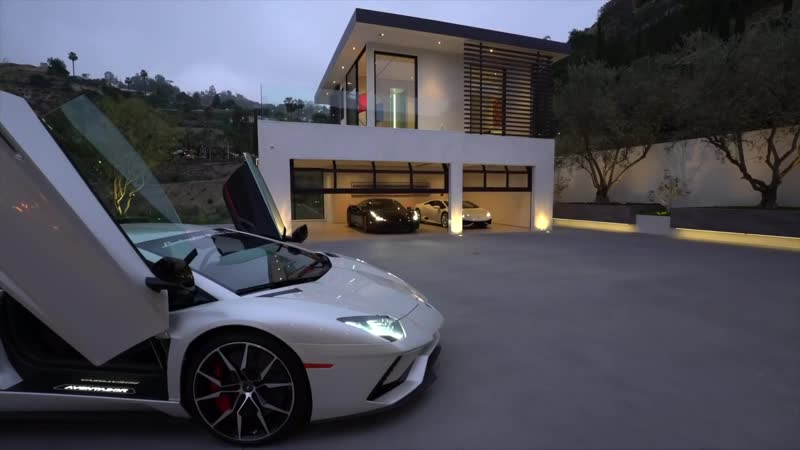Резиденция стоимостью $30 000 000 Беверли Хиллз