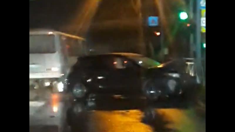 Авария в Ленинском