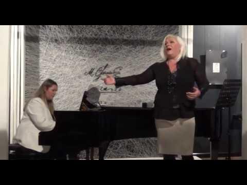 Концерт в Центре Михаила Шемякина - E. Arrieta - Pensar en él