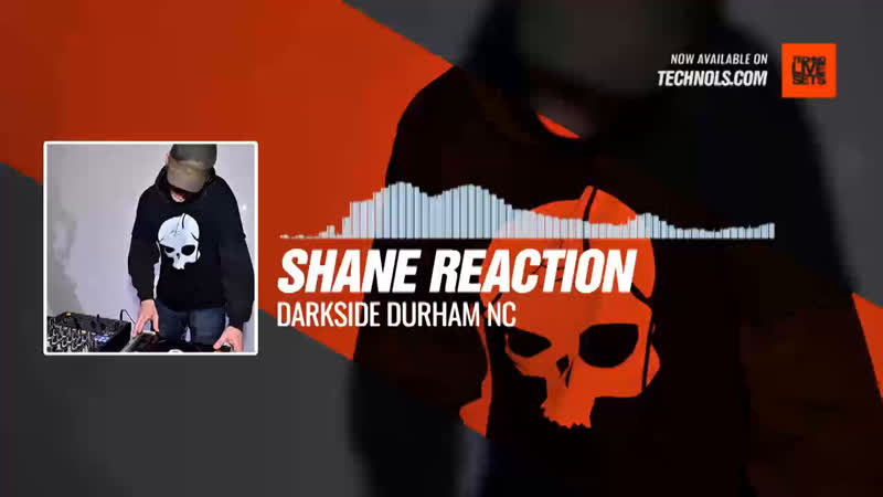 Shane Reaction - Darkside Durham NC Periscope Techno music