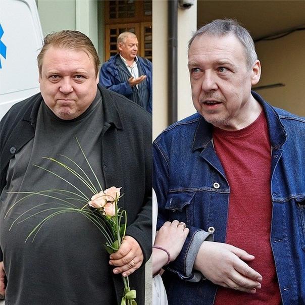 Александр Семчев закончил свою диету.
