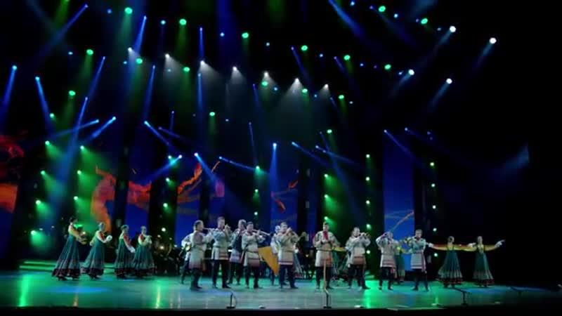 Юбилейный концерт МГА театра танца Гжель 1 отделение