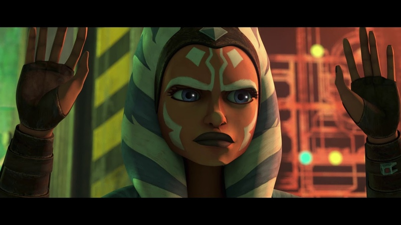 Star Wars The Clone Wars Together Again Clip Disney