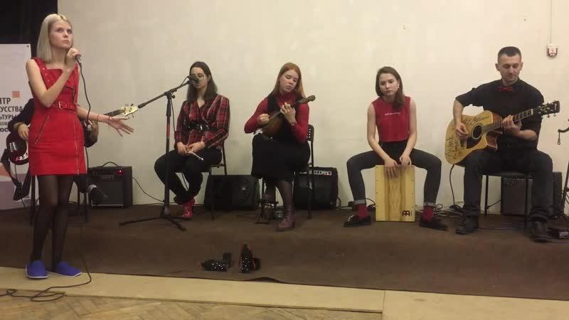 «Луиза» репетиция