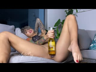 FUCK CORONA - AGATA PLAYS WITH HER PUSSY UNTIL ORGASM [2020 Amateur,Young, Big Tits Cumshots,ПОРНО ДОМАШНЕЕ ЛАТИНКА СОЛО ]