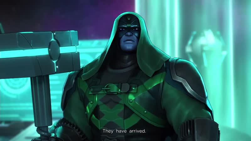 Qewbite ЧТО ЗА MARVEL Ultimate Alliance 3 The Black Order