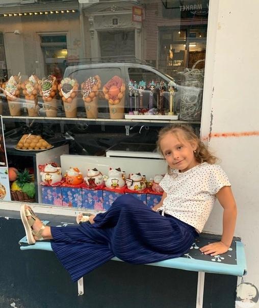 Светлана Пермякова очень мило поздравила дочку с днём рождения