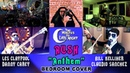 "Coheed and Cambria Mastodon Primus Tool Mutoid Man Cover RUSH's ""Anthem"""