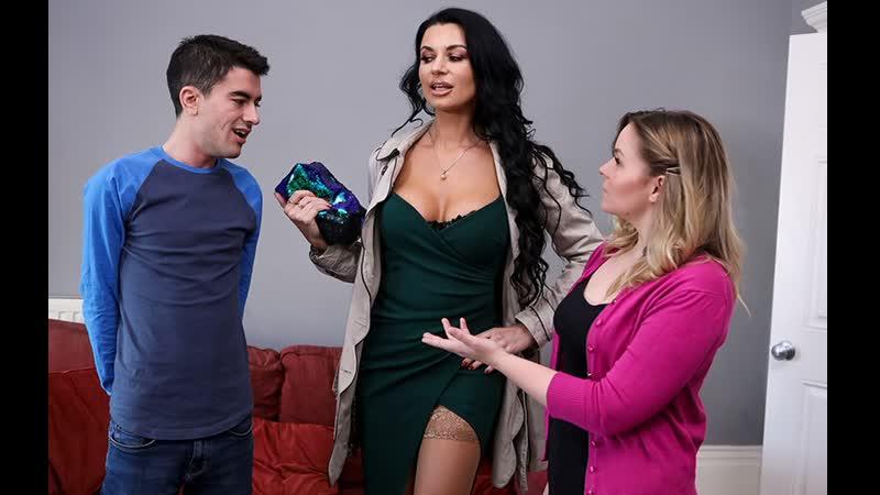 порно brazzers мамки Your Mom Is Hotter Ania Kinski Jordi El Niño Polla Milfs Like It Big Anal 23 02 2020