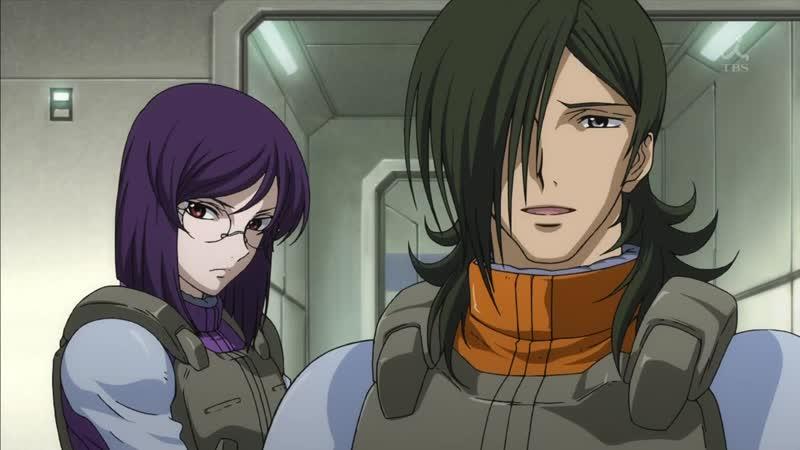 [Asura.TV] Мобильный доспех Гандам 00 | Mobile Suit Gundam 00 - 1 серия (DVO)