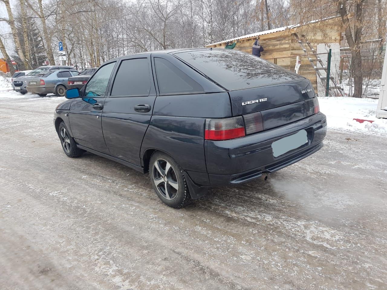 Продаю ВАЗ 21124 конец 2006 г