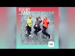 Swanky Tunes - Live DJ-set from studio