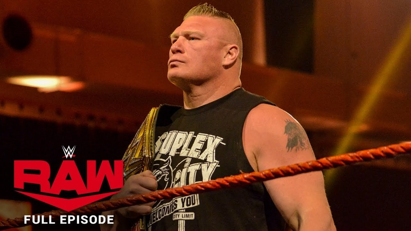 WWE Raw Full Episode, 30 March 2020