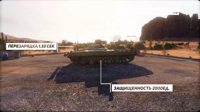 Командирский прицел Объект 287