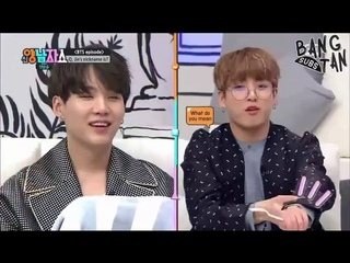[ENG SUB] BTS YANG NAM SHOW PAJAMA PARTY