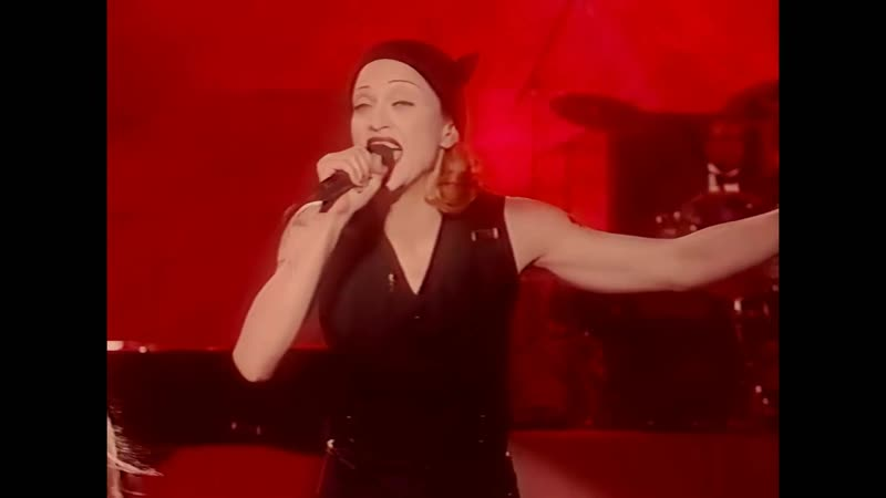 Madonna and Anthony Kiedis - The Lady is a Tramp (Live @ the Arsenio Hall 1000th) AI Upscale