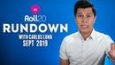 Roll20 Rundown with Carlos Luna Sept 2019