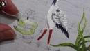 Lotus Leaf ... Hand Embroidery