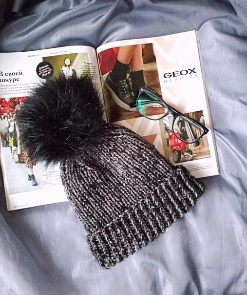 Если вы хорошо владеете спицами, то попробуйте связать шапку бини двойной резинкой Идеально подойдут английская резинка или французская Лично сама люблю английскую резинку, но для начинающих