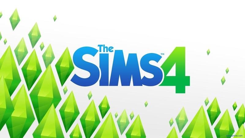 Sims 4 ( прохождение жизни 2 серия)