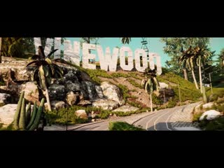 Трейлер Grand Theft Auto: San Andreas в Unreal Engine 4
