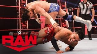 #My1 Akira Tozawa vs. Angel Garza: Raw, May 11, 2020