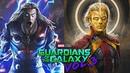 Стражи Галактики 3 и Доктор Стрэндж 2 - Первые подробности сюжета!