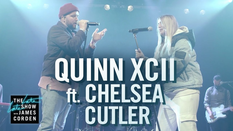 Quinn XCII w Chelsea Cutler Stay Next to Me
