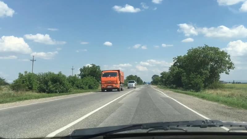 КамАЗ 6520 Самосвал (КБР 07)