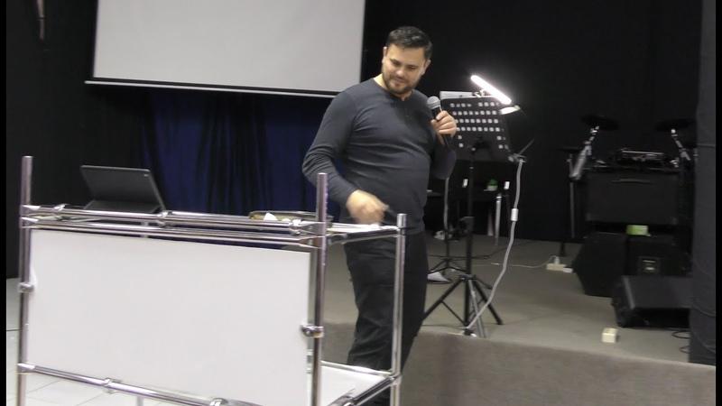 Завершённая работа Христа Разум и чувства 15 11 2020 Нижний Новгород Олег Коханюк