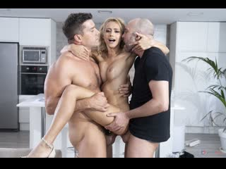 Veronica Leal - AB029 (20-06-2020) 2020, Anal, Blonde, Blowjob, Deepthroat, Double Penetration (DP), Gapes (Gaping Asshole)