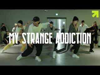 1Million Dance Studio Billie Eilish - my strange addiction / CJ Salvador X Delaney Choreography