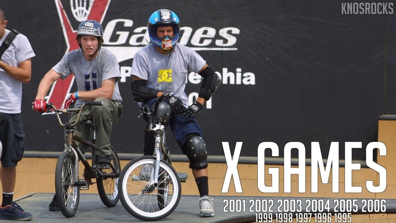 Dave Mirra X Games 1995 - 2005 Clips 2017 Mirra Tribute Happy Birthday Dave
