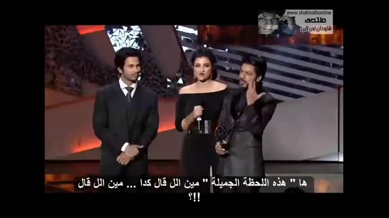 Ifaa 2013 Baraniti chopra with arabic subtitle