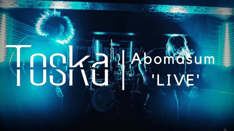 Toska Abomasum 'LIVE' Victory Amps VX100
