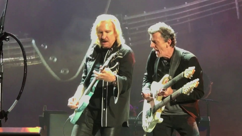 Eagles Hotel California Classic North West Concert Sept 30Th 2017 Safeco Field Seattle