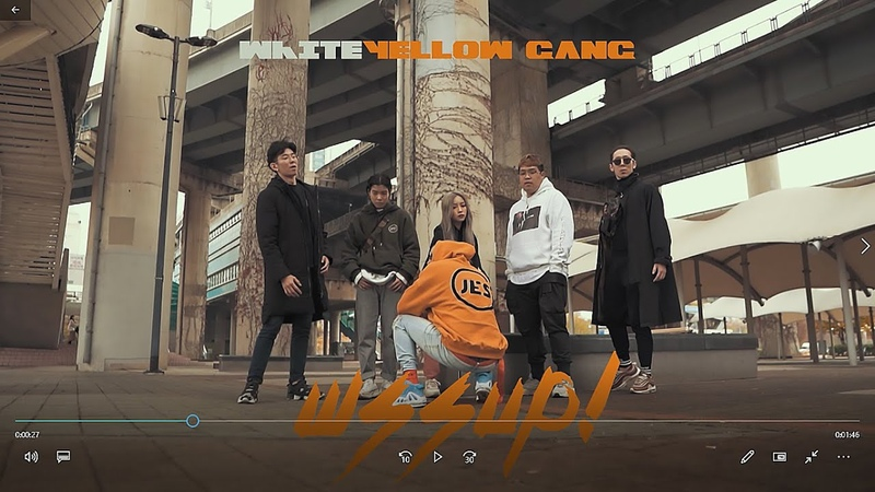 ChipMasta feat Silent K WSSUP prod by CEDES 힙합 한국 ₩HIT£¥€LLO₩ GANG Official video 2019