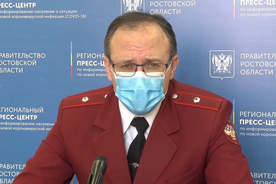 COVID-19: Ужесточать режим самоизоляции в Ростовской области пока не планируется