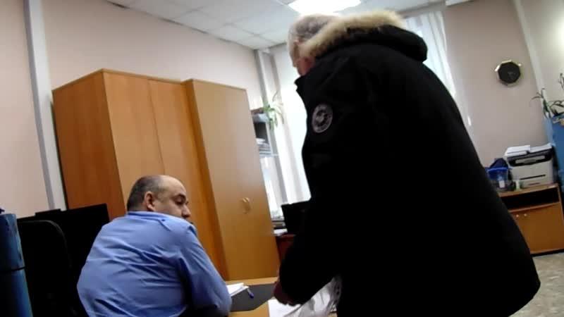 Если Мышкин В В межрайонный прокурор Слободского то он имеет разве право нарушать законодательство РФ