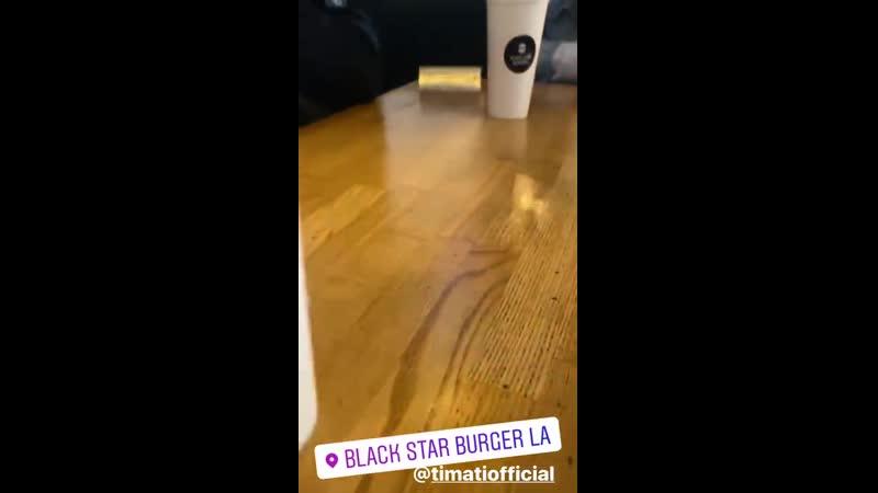 ☼ В Black Star Burger ☼