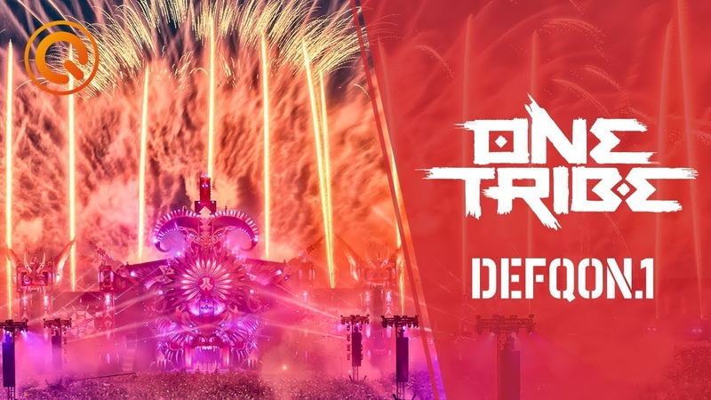 The Closing Ritual Sunday Endshow Defqon 1 Weekend Festival 2019