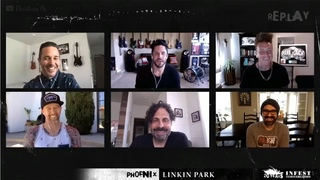 #Papa Roach - Infest In Conversation - Dave Phoenix Farrell