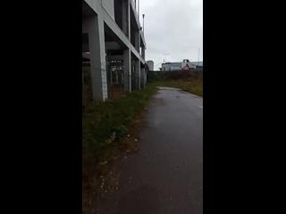 На Бору построили новую парковку для тех, кто хоче...