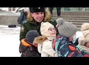 День открытых дверей для юных защитников Отечества в Центре управления 15-й армии ВКС ОсН