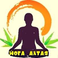 Логотип  Йога Алтая
